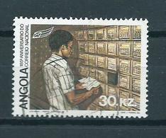 1983 Angola Post Used/gebruikt/oblitere - Angola