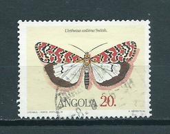 1984 Angola Vlinders,papillon,schmetterlinge Used/gebruikt/oblitere - Angola