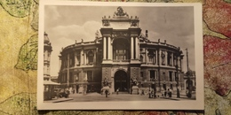 Odessa  - Great Opera, Old PC 1950s - Ukraine