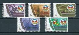 1987 Burundi Complete Set CEPGL Used/gebruikt/oblitere - Burundi