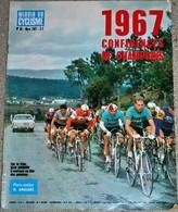 Rare Revue Miroir Du Cyclisme  Mars 1967 - Sport