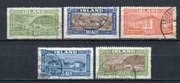 Island Nr.114/8       O  Used               (166) - Oblitérés