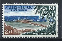 Wallis Et Futuna PA N°23* (MH) 1965 - Jetée De Mata-Utu - Wallis And Futuna