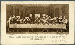 °°° Santino Firenze 25 Maggio 1941 Il P. Alessandro Turchi Ricorda Il Suo 50° Anno Di Sacerdozio °°° - Firenze