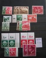 1935/1944, 3. REICH:  Postfrisches Lot Mit Guten Ausgaben - Hoher Katalogwert - High Catalogue - Briefmarken