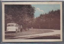 Carte Postale 59. Locquignol  Autobus En Forêt Très Beau Plan - Autres Communes