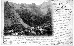 Italie : Aosta Courmayeur - Aosta