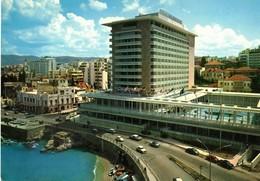 BEIRUT - HOTEL PHOENICIA INTERCONTINENTAL (LIBANO ) - Libano