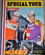 Rare Revue Miroir Des Sports Spécial Tour - Sport