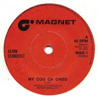 "Alvin Stardust  ""  My Coo Ca Choo  "" - Vinyles"