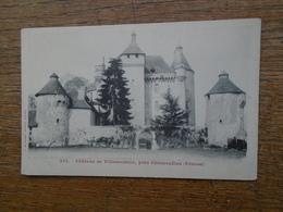 Château De Villemonteix , Près Chènerailles - Other Municipalities