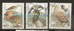 Allemagne Germany 1991 Oiseaux Birds Obl - [7] Federal Republic