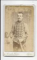 Soldat Du 8ème Régiment , Lyon, Photo Gaude Frères - Guerre, Militaire