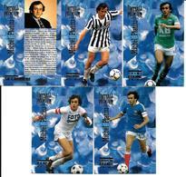 BM05 - CARTES PANINI FOOTBALL PREMIUM - MICHEL PLATINI - Trading Cards