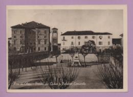 Riva Di Chieri - Piazza Dei Caduti E Palazzo Comunale - Italia