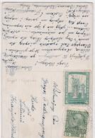 Postkarte, Mitgestempelte Vignette Esperanto / Engel - Esperanto