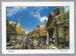 TH.- THAILAND. BANGKOK. WAT PHARA SRI RATANA SASADARAM. Photography: Jatuporn Rutnin. - Thailand