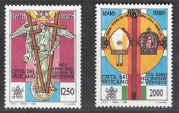 Vaticano - 1996 - Unione Di Brest-Litowsk ** - Vaticano