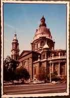 Ak Ungarn - Budapest - St. Stephans - Kirche , Church , Eglise - Kirchen U. Kathedralen