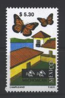 Mexiko 'Monarchfalter, Michoacan' / Mexico 'Monarch Butterflies, Michoacan' **/MNH 1999 - Schmetterlinge