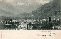 Italie : Aosta  Saluti Da Aosta - Aosta