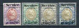 Iran Dienst Nr.22 + 30/2           *  Unused          (050) - Iran