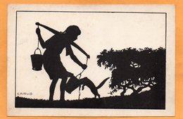 Carus Old Postcard - Carus