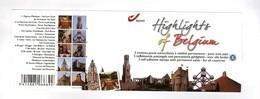 Highlights Of Belgium 2011 - Carnets 1953-....