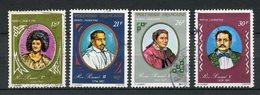 Französisch Polynesien Nr.212/5         O  Used         (066) - Französisch-Polynesien