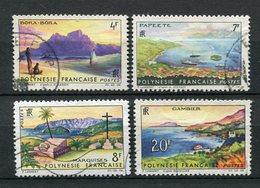 Französisch Polynesien Nr.39/42         O  Used         (065) - Französisch-Polynesien