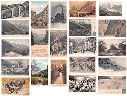 Lot De 350 Cartes CPA De Chamonix - Mont Blanc - Alpinisme (74) - Très Bon état Général - Chamonix-Mont-Blanc