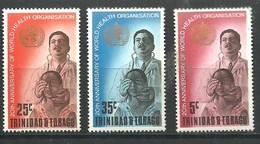 IVERT Nº220/22**1968 - Trinidad Y Tobago (1962-...)