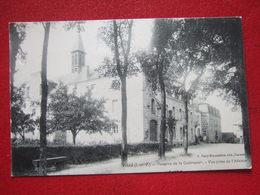 """35 - VITRE - """" HOSPICE DE LA GUILMARAIS - VUE PRISE DE L' AVENUE """" - /////    RARE  ////// - Vitre"""