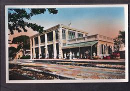CPSM VIET MAN - NORD VIETNAM - BAC-GIANG - Chemin De Fer De L'Indochine ( Réseau Nord ) Gare De PHU-LANG-THUANG - Viêt-Nam