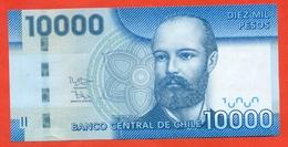 Chile  2016. 10000 Pesos..UNC. - Chile