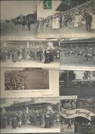 Lot 28 Cpa Chantilly,courses, Hippodrome, Voyagées Ou Pas , Tous Frais + 3,90 - Chantilly