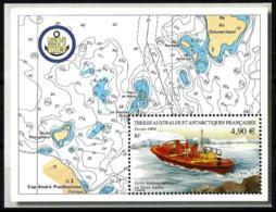 Tierras Australes Francesas HB-10 En Nuevo - Hojas Bloque