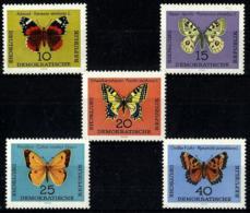 Alemania Oriental Nº 707/11 En Nuevo - [6] República Democrática