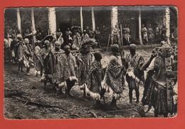 CP46 AFRIQUE A O F 383 Afrique Occidentale Française - Cartes Postales