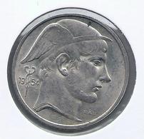 BOUDEWIJN * 50 Frank 1954 Vlaams * Prachtig * Nr 9871 - 1951-1993: Baudouin I