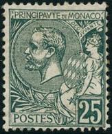 ** N°16 25c Vert - TB - Monaco