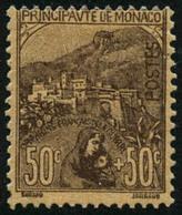 ** N°31 50c + 50c Orphelin - TB - Monaco