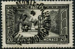 Oblit. N°119/34 La Série - TB - Monaco
