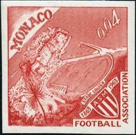 ** N°623A  4c Stade Louis II , Essai De Couleur - TB - Monaco