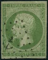 Oblit. N°8 5c Vert-jaune - TB - Francia (vecchie Colonie E Protettorati)