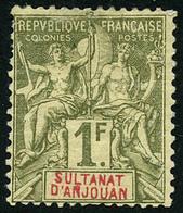* N°1/13 Les 13 Val - TB - Anjouan (1892-1912)