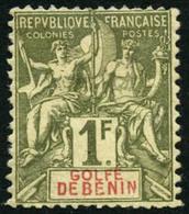 * N°20/32 - TB - Benin (1892-1894)