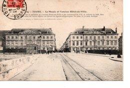 TOURS : Le Musée Et L'ancien Hôtel De Ville - Tours