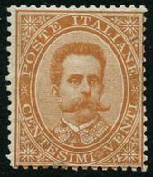 ** N°35 20c Orange - TB - Italia