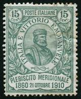 * N°83/6 - TB - Italia